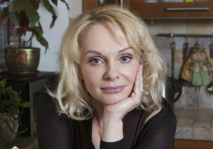 Ирины Цывина ответила на слухи о том, что отцом ее ребенка является Олег Янковский