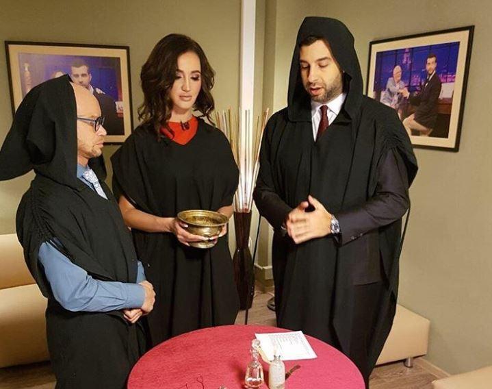 Бузова поведала о тайном ритуале на Первом канале