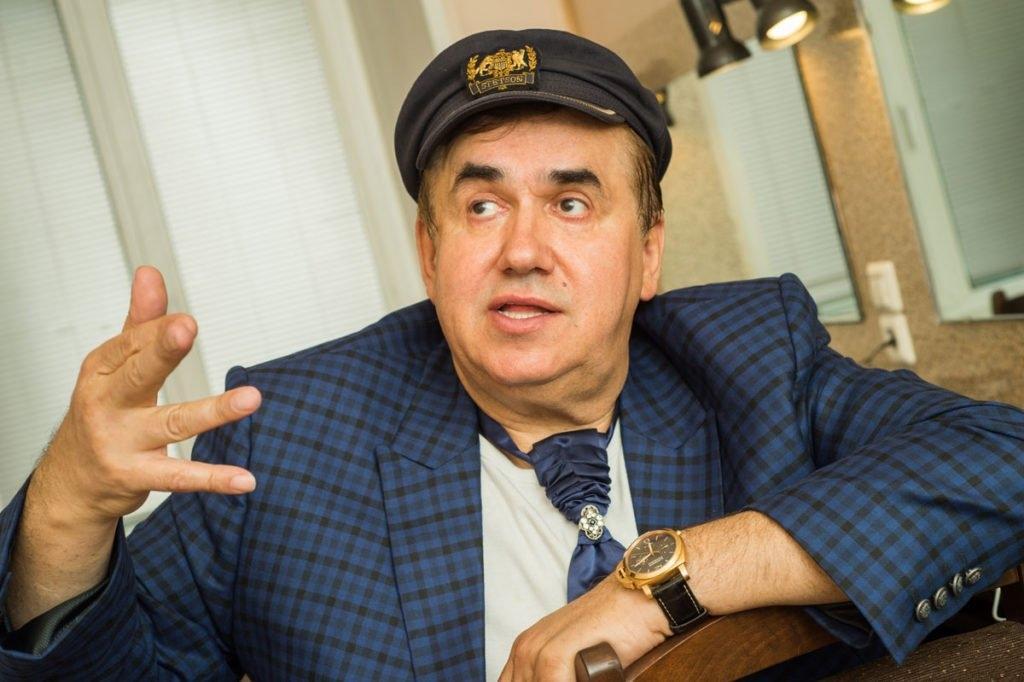 Садальский стал вторым по популярности блогером в России