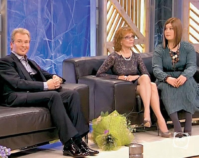 Пропала дочь Александра Малинина и Ольги Зарубиной