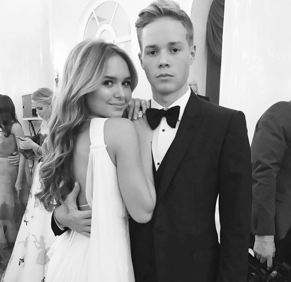 Дочь Дмитрия Маликова встречается с сыном миллиардера