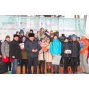 В Бердске открылась освещенная лыжная трасса