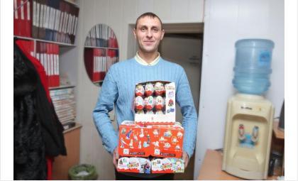 Журналисты Бердска объявили акцию «Сладкий Новый год!» для больных детей