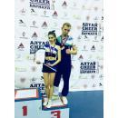 Бердские чирлидеры привезли пять медалей из Барнаула