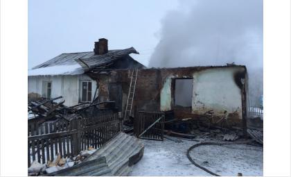 Погибли пятеро детей в возрасте до 7 лет при пожаре в Искитимском районе