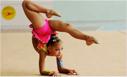 Первенство по художественной гимнастике пройдет в Бердске