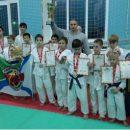 Бойцы КСЕ «Бердск» заняли 2 общекомандное место по КУДО