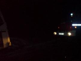ДТП в Милославском районе — автобус «Икарус» вылетел в кювет
