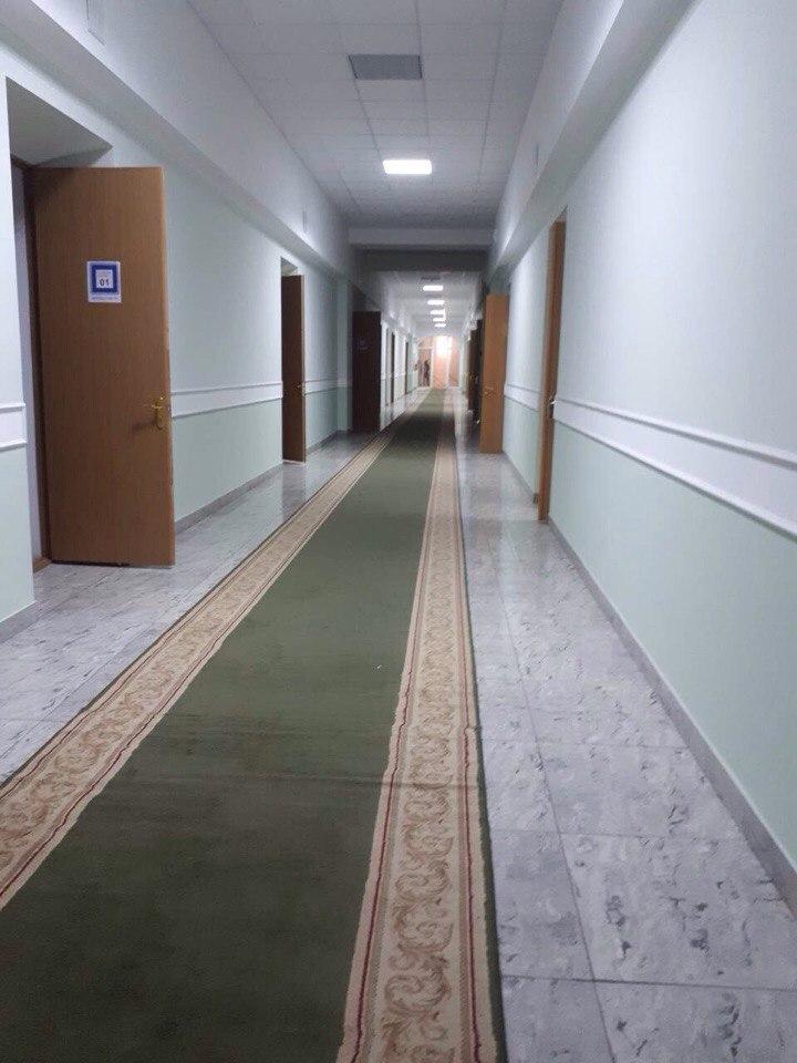 Звонок о минировании здания администрации поступил в приемную главы города