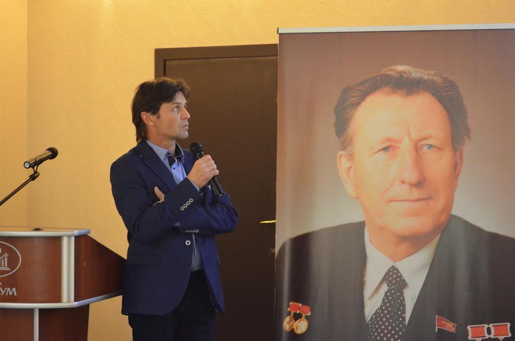 В Рязани состоялась церемония награждения лауреатов премии им. В.Ф. Уткина