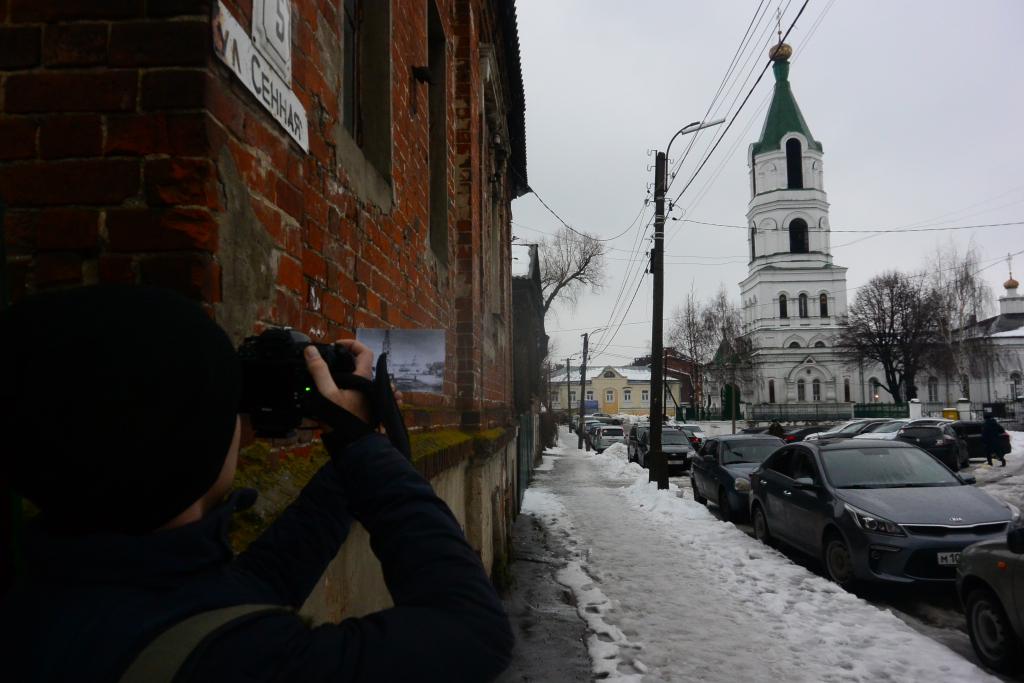 Рязанец делает уникальный фотопроект, посвященный истории города