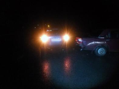 Под Рязанью столкнулись «Лада Калина» и «семерка»: пострадали двое детей