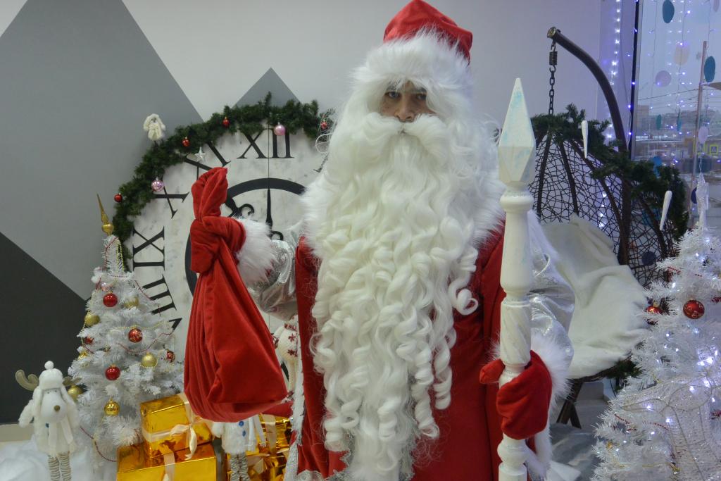 Рязанские Деды Морозы рассказали, как готовятся к представлениям