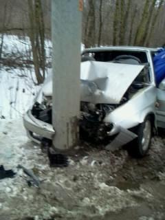 Четыре человека пострадали в результате ДТП на окраине Рязани