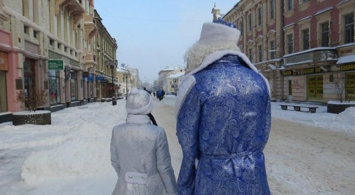 Рязанские синоптики предупредили об аномальной погоде в Новый год