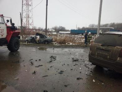 Трагическое ДТП в Сараевском районе унесло жизнь 42-летнего мужчины