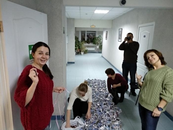 «Сладкий Новый год!» для больных детей – итоги проведенной в Бердске акции
