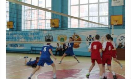 Рождественский волейбол с 3 по 6 января в ДС «Авангард» в Бердске