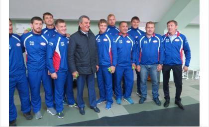 Вклад Бердска в развитие регби-7 обсудили в Олимпийском комитете в Москве