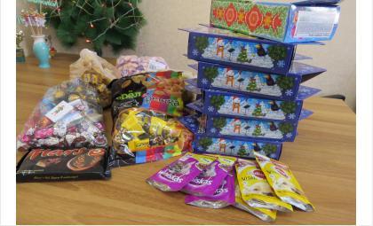 «Сладкий Новый год» для больных детей – пока подарков набрано мало!