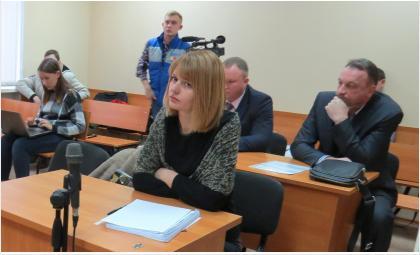 Бесплатного адвоката попросила у суда обвиненная в халатности начфин Бердска