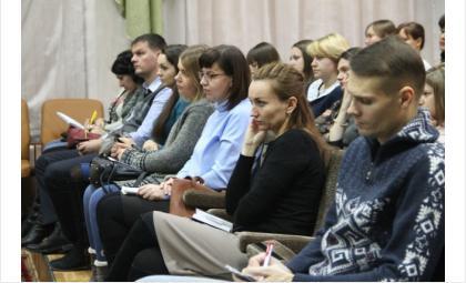 Вовлечение детей в секты и в «группы смерти» обсудили родители в Бердске