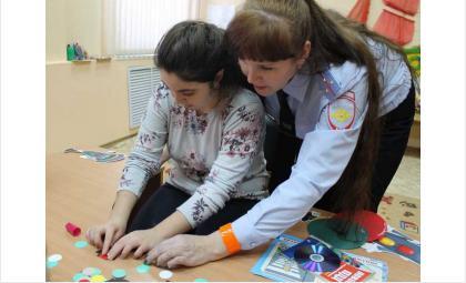 Инспекторы ГИБДД Искитима предупредили детей об опасности на дорогах