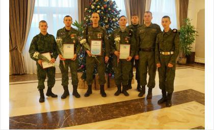 Два бердских курсанта поискового отряда «Кондор» получили благодарность губернатора региона