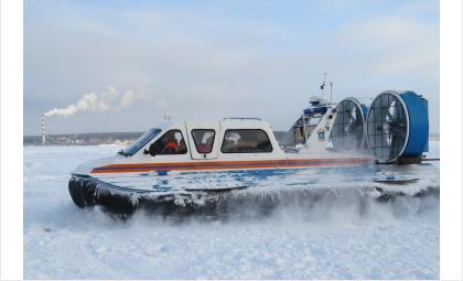 Спасатели Бердска не стали рисковать жизнью ради поиска тел пропавших рыбаков