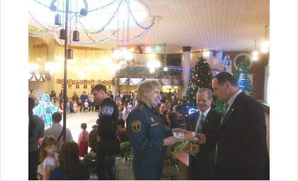 МЧС усиливает меры безопасности перед новогодними праздниками
