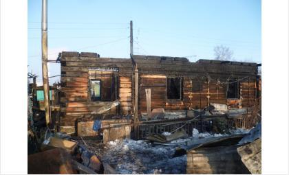 В Бердске за восемь дней произошло восемь пожаров