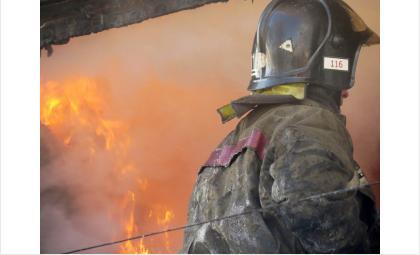В Бердске во время пожара на ул. Щетинкина задохнулись супруги