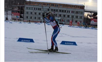 Биатлонистка из Бердска представит регион на всероссийском турнире