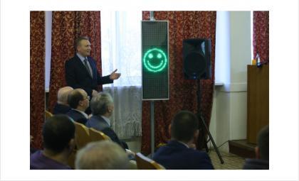 Чудо-светофор сможет работать при – 50 градусах в Новосибирской области