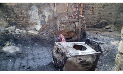 Уголовное дело возбуждено после гибели пятерых детей на пожаре в Степном